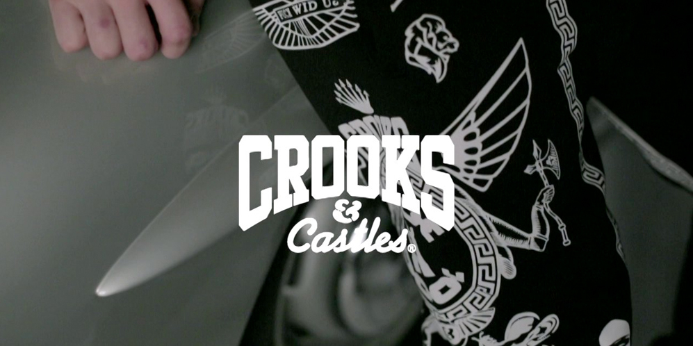 Shop Crooks and Castles at Choice Apparel